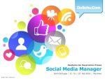 Social Media Manager Seminar