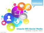 Impuls-Workshop Social Media