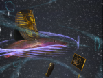 Cosmic Gallery King Tut Virtual Exhibition