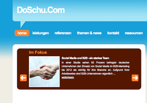 Website DoSchu.Com