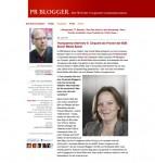 PR-Blogger Interview mit Maike Leopold