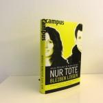 Cover Förster & Kreuz: Nur Tote bleiben liegen