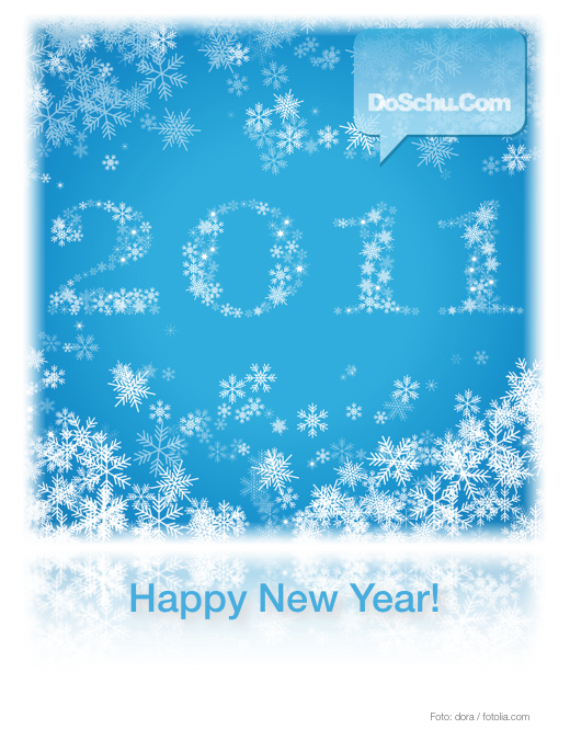 DoSchu.Com Happy 2011
