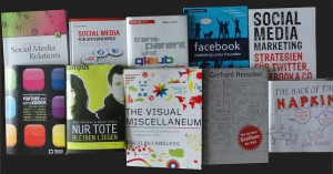 Auswahl Social Web Bücher für Xmas 2010