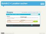 Foursquare Schritt 2 :: Location Suche