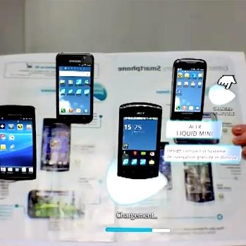 Screenshot Video Augmented Reality Prospekt