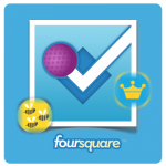 Illustration Foursquare Beitrag