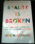 "Cover ""Reality is Broken"" (Jane McGonigal)"
