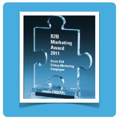 Illustration :: B2B Dialog Marketing Award 2011