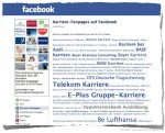 Karriere Fanpages auf Facebook