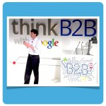 illustration: think b2b with google