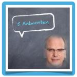 Klaus Eck :: 5 Antworten Social Media
