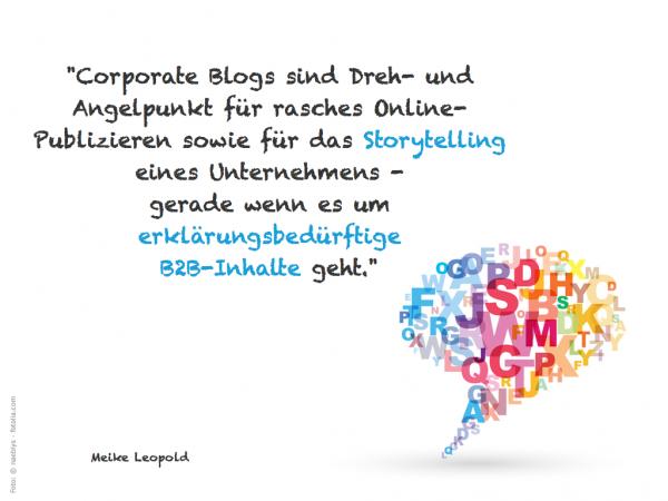 Storytelling & Blog :: Meike Leopold