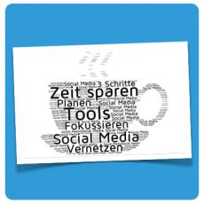 Illustration Wordle Social Media