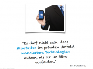Arbeitsplatz-Technologie :: Zitat Westerbarkey