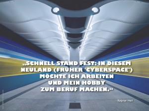 Cyberspace - Ragnar Heil