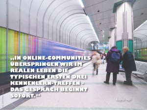 Online Communities - Ragnar Heil