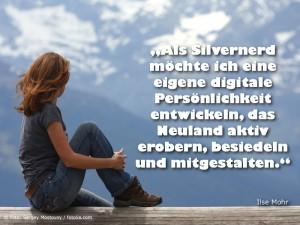 Mitgestalten - Ilse Mohr