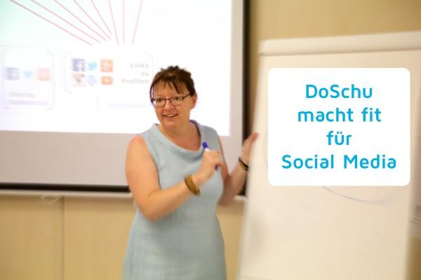 fit für Social Media mit DoSchu