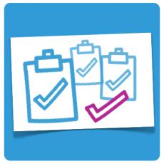 Checklisten Illustration