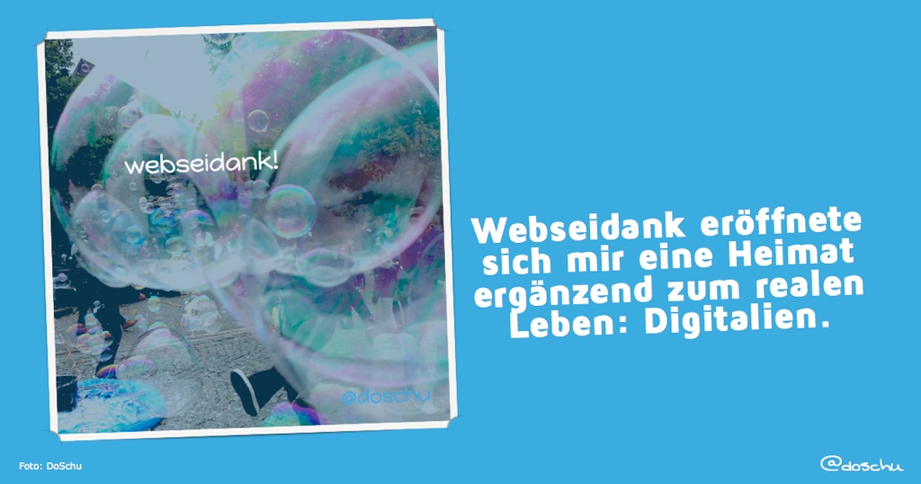 Digitalien, webseidank!