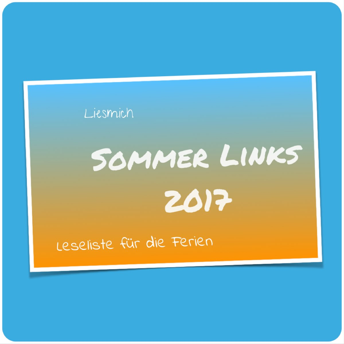 Illustration Links Sommer 2017