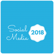 illustration Social Media 2018