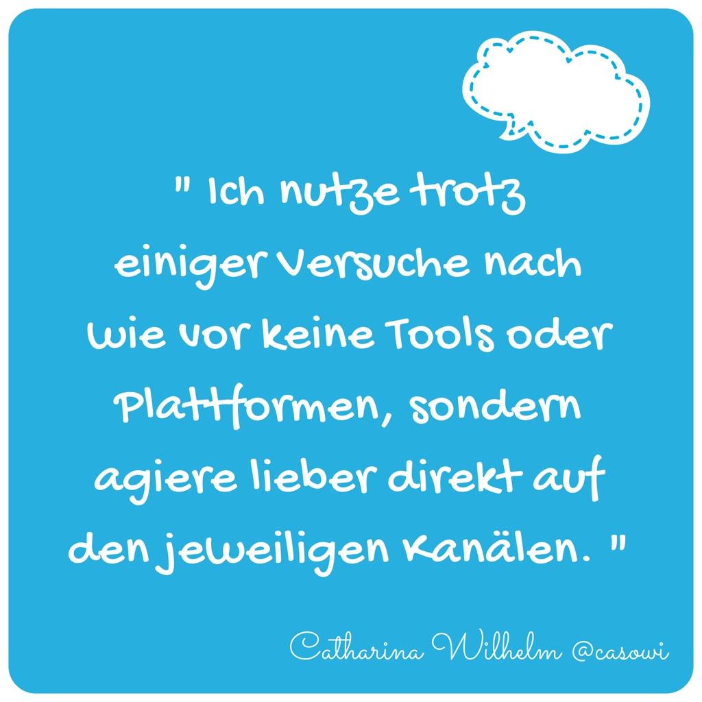 Zitat Casowi Tools