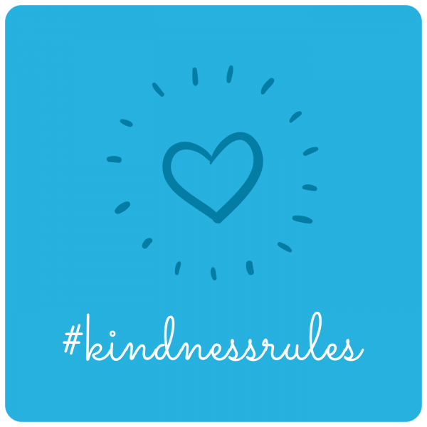 kindness rules blog illustration