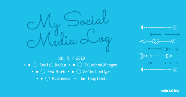 doschu Social Media Log Nr. 5
