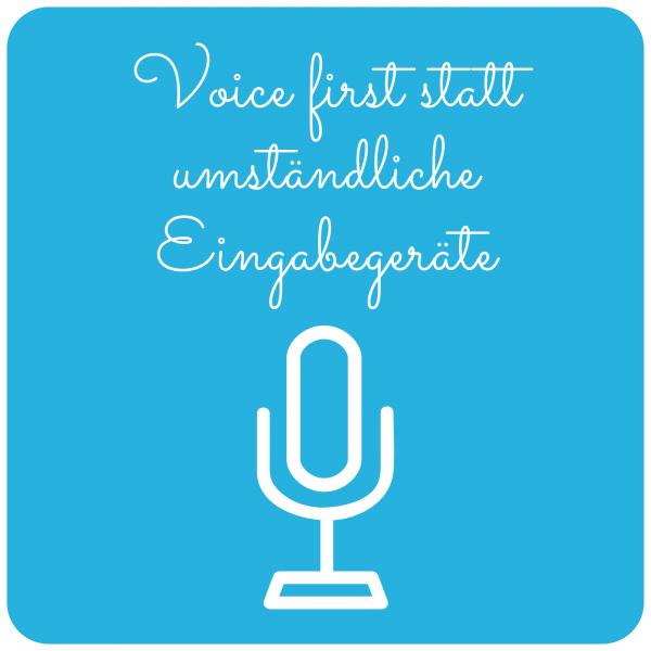 Illustration Mikrophon Voice