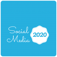 illustration Social Media 2020